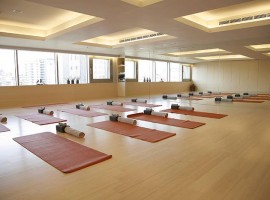 cải tạo phòng tập Yoga