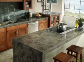 đá dùng để thay đá mặt bếp