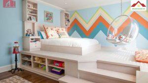 Bố trí phòng ngủ nhỏ đơn giản gọn gàng đẹp mắt chỉ 3m2