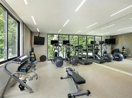 cải tạo phòng tập gym