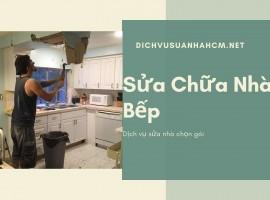 sửa chữa nhà bếp
