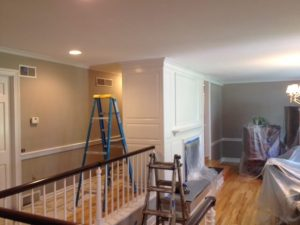 Dịch vụ sơn sửa nhà cửa