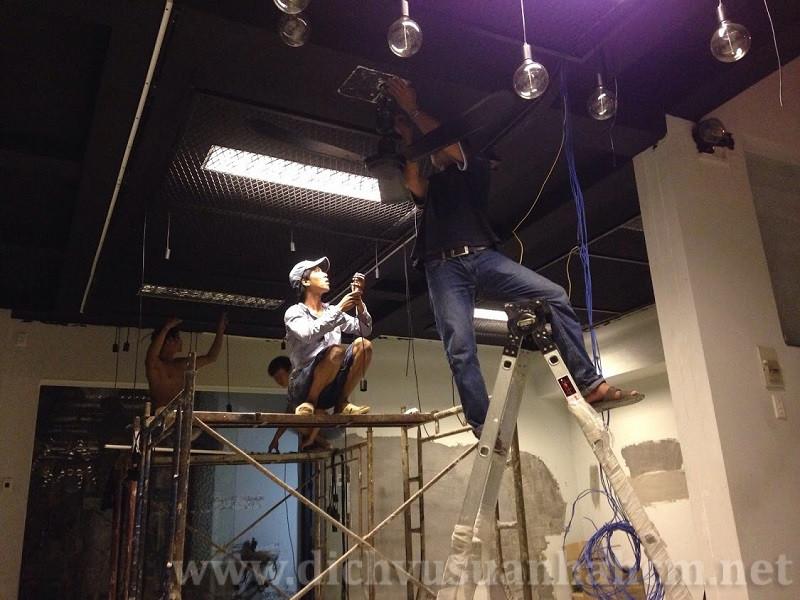 dịch vụ sửa nhà chống thấm