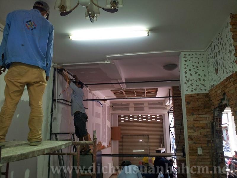 Chi phí dịch vụ sửa nhà trọn gói