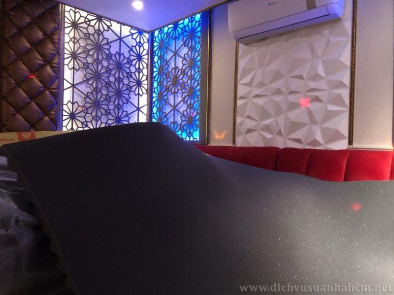 dịch vụ cách âm quán karaoke