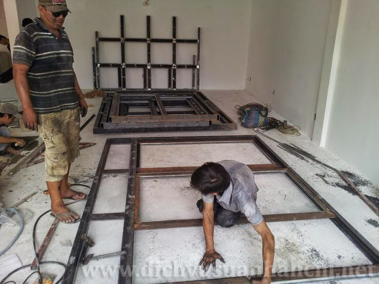 Sửa nhà giá rẻ tphcm