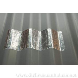 Tấm dán chống dột mái tôn