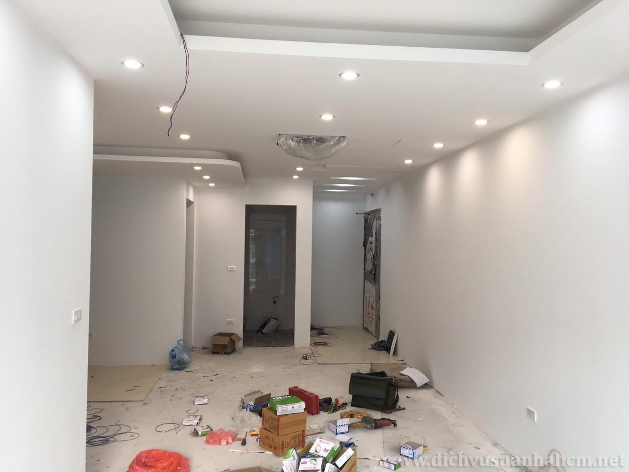 Dịch vụ sửa nhà giá rẻ tại Hồ Chí Minh
