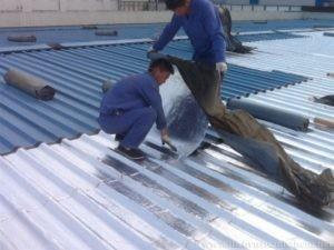 Dịch vụ chống dột mái tôn tại Hồ Chí Minh
