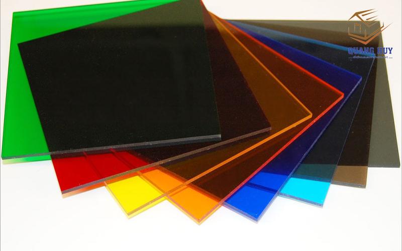 Vật liệu Acrylic là gì