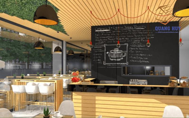 Cách giảm tiếng ồn cho quán cafe