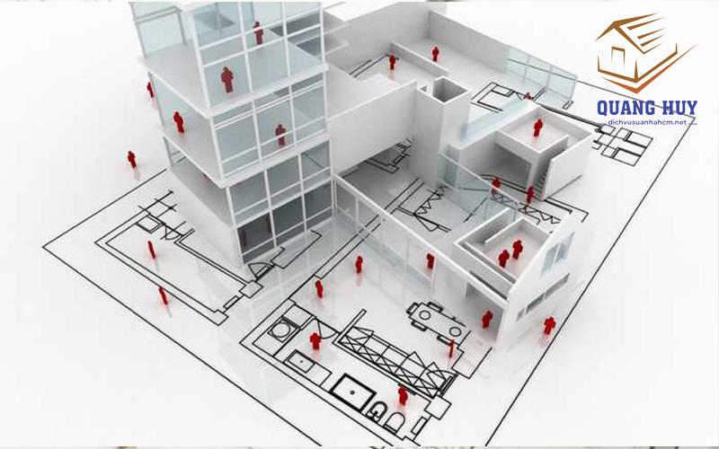Cách tính chiều cao và số tầng nhà