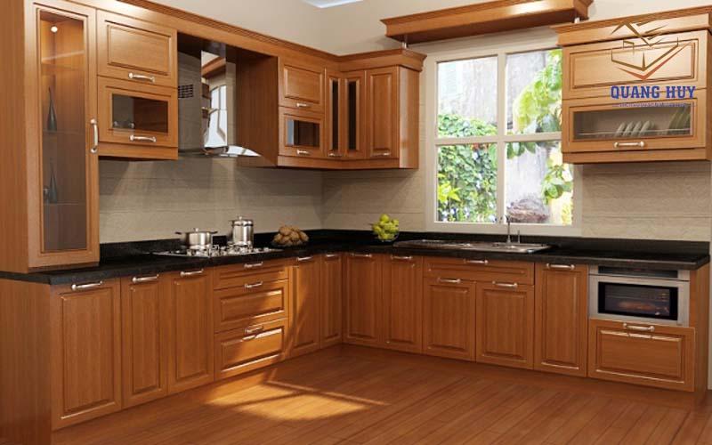 Cải tạo sửa chữa bếp cần lưu ý điều gì